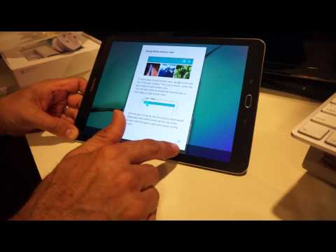 Samsung Galaxy Tab S2 9.7 LTE 4G Unboxing and Review