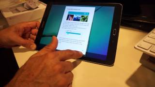 Here is a review of the Samsung Galaxy Tab S2 9.7 4G LTE version. It is available in Black, Gold and White. This is the unlocked version that is imported, so...