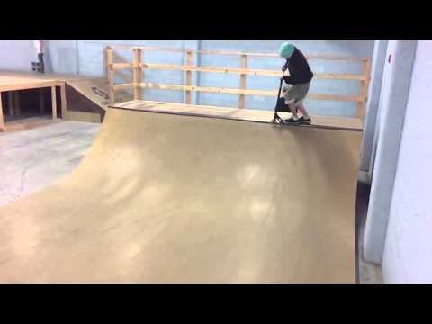 Wasatch action sports park street section