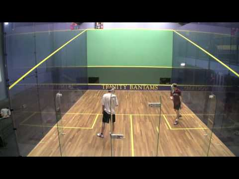 Men's College Squash: 2010 Individual Finals Game 2 Part 2