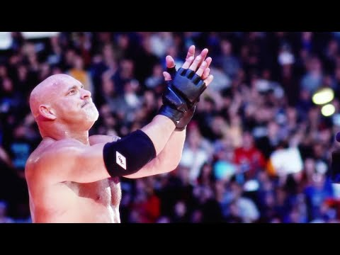 Download Video Goldberg Joins The WWE Hall Of Fame Class Of 2018