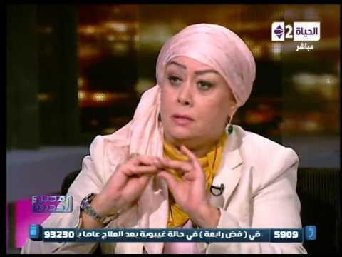 بالفيديو.. هالة فاخر: مبارك لا يستحق «البهدلة».. و«شفيق رئيسي»