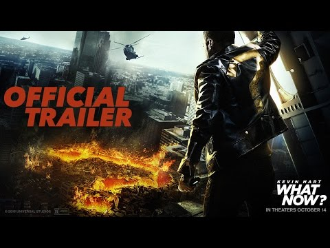 Kevin Hart What Now  Official Trailer