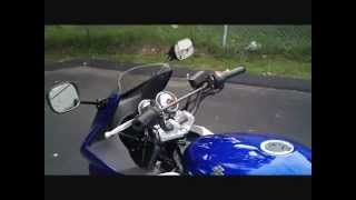 2. Suzuki GS500F Review and Start Up