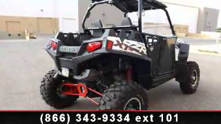 10. 2012 Polaris Ranger RZR XP 900 White Lightning LE - RideNow