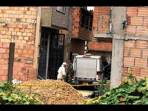 El sitio donde se habría armado carro bomba que explotó en la General Santander de Bogotá