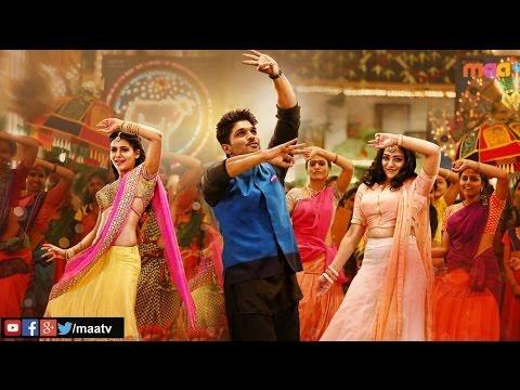 So Satyamurthy Super Machi video Song