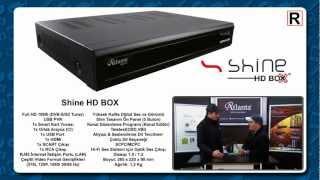 Atlanta HD Box Shine Uydu Alıcı Tanıtım Videosu