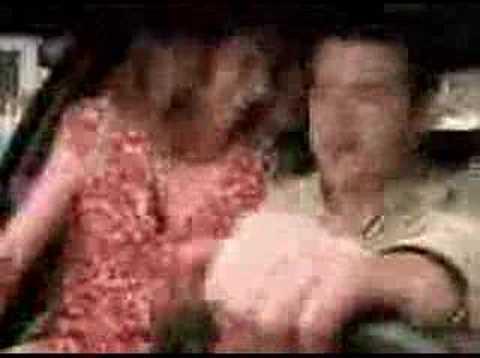 Girl Farting In Car