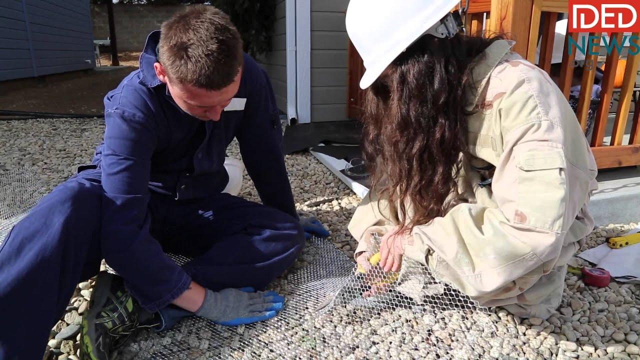 Masonry program sets up career path to engineering
