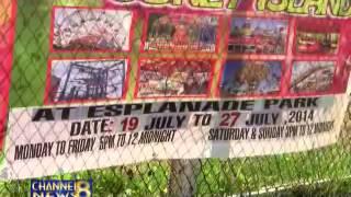 Channel 8 News - Monday,July 21,2014