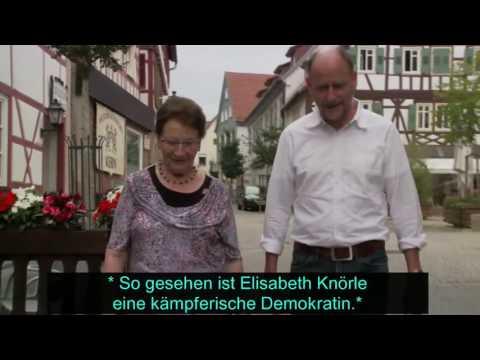 VdK-TV: Ich bin im VdK, weil... – Elisabeth Knörle aus Brackenheim