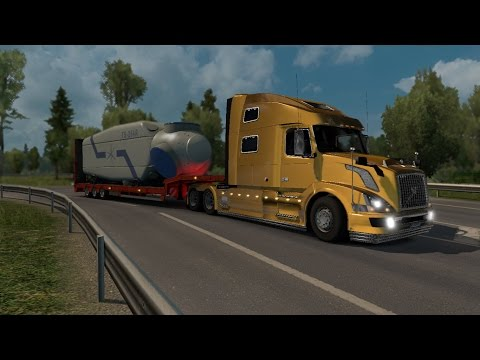 Volvo VNL 780 - Coolliner - Jan Deckers Jr bv 1.27