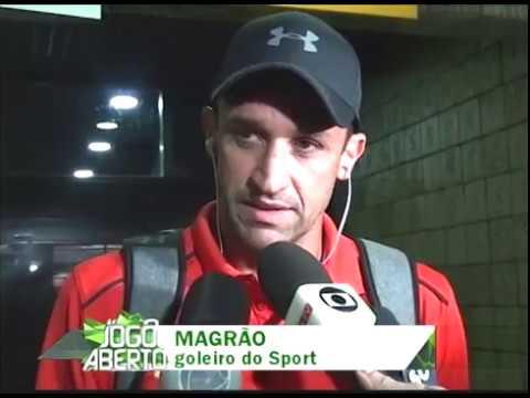 [JOGO ABERTO PE] Sport: desembarque com explicações