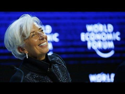 Δεύτερη θητεία για την Κριστίν Λαγκάρντ στο ΔΝΤ – economy