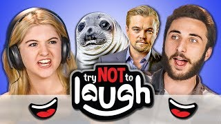 Video Try To Watch This Without Laughing or Grinning #57 (REACT) MP3, 3GP, MP4, WEBM, AVI, FLV Januari 2019