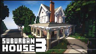 Minecraft - Suburban House 3