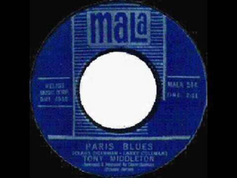 Tony Middleton - Paris Blues
