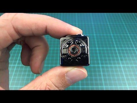 Mini dashcam снимок