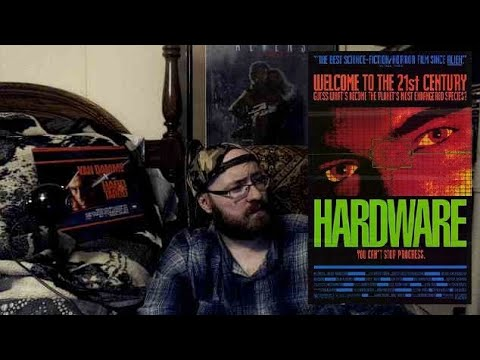 Hardware (1990) Movie Review
