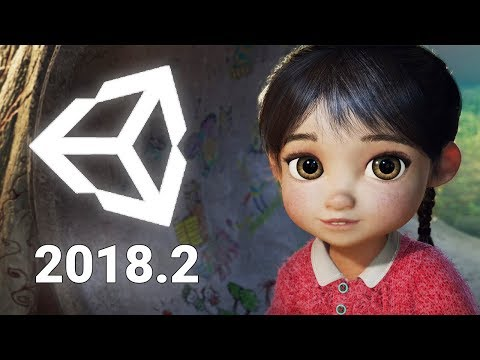 UNITY 2018.2 RELEASED! - What's new? (Beginner Friendly)