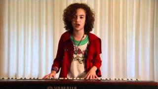 Grace Jeanette sings