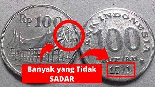 Video Uang Kuno Koin 100 rupiah tebal tahun 1971 yang lagi naik daun MP3, 3GP, MP4, WEBM, AVI, FLV Januari 2019