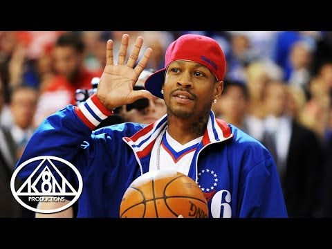 iverson - Allen Iverson Career Tribute by K8N - 2013 retirement FOLLOW ME ON TWITTER: https://twitter.com/K8NProductions FOLLOW ME ON FACEBOOK: http://www.facebook.com...