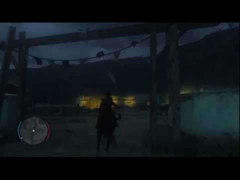 Red Dead Redemption: Under the Stormy Sky