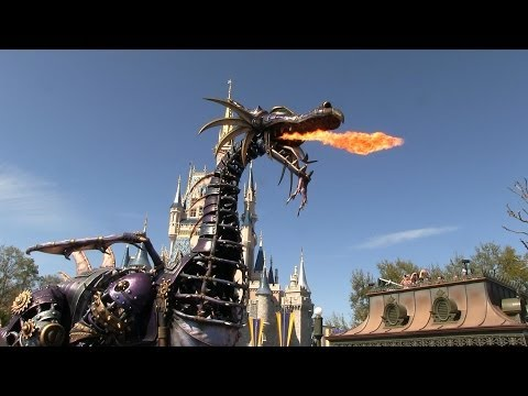 festival - On March 9, 2014, the new Disney Festival of Fantasy Parade debuted at the Magic Kingdom in Florida. Subscribe to our YouTube channel: http://www.youtube.com...