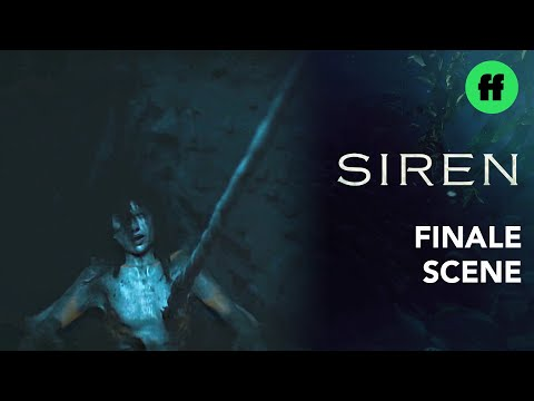 Siren Season 3 Finale | Ryn Kills Tia | Freeform