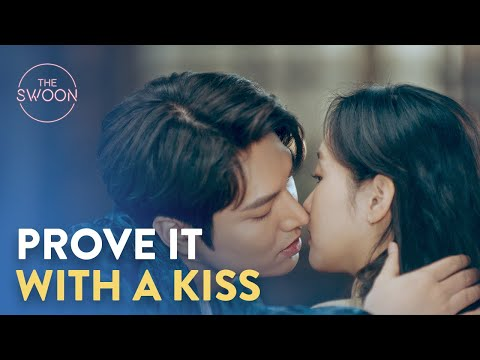 Lee Min-ho persuades Kim Go-eun with a kiss   The King: Eternal Monarch Ep 5 [ENG SUB]