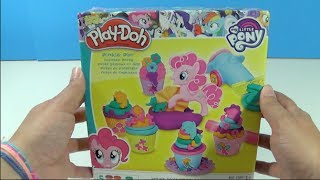 UnboxingToyCollector Presents: Pinkie Pie Playdoh Cupcake Party Set. Create the most colorful Play-Doh Cupcakes that anyone can imagine. Using an assortment of molds stars, hearts, diamonds and more. Use the cupcake molds to make personalized Pinkie Pie, Rainbow Dash, Apple Jack, Flutter Shy and Twilight Sparkle playdoh cupcakes and deliver them to customers!Unboxing Paw Patrol Rocky Saves Bettina the Cow Rescue Set https://www.youtube.com/watch?v=P3ygx...Unboxing Paw Patrol Marshall & Baby Whale Rescue Set https://www.youtube.com/watch?v=vvWbt...Unboxing NEW Paw Patrol Air Rescue Action Figures, Chase, Marshall, Sky, Rocky, Rubble and Zumahttps://www.youtube.com/edit?o=U&vide...https://www.youtube.com/watch?v=iCWtN...Unboxing PlayDoh Town Police Boy New Play-Doh Town Series Unboxing Play-Doh Town Pizza Delivery NEW Play Doh Town Playset https://www.youtube.com/watch?v=FBWfk...•••••••• Watch more Unboxing Play-Doh!https://www.youtube.com/playlist?list...Play Doh Twirl 'n top Pizza Shop Pizzeria Playset - Make Pizzas with Playdough https://www.youtube.com/watch?v=-se69...https://www.youtube.com/watch?v=ayQJF...Unboxing Peppa Pig Mega Dough Set Play Doh Peppa Toys Shapes Colors Cookies Fruits Vegetable