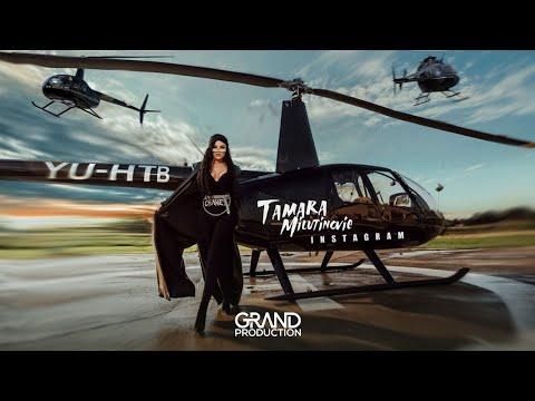 Instagram – Tamara Milutinović – nova pesma i tv spot