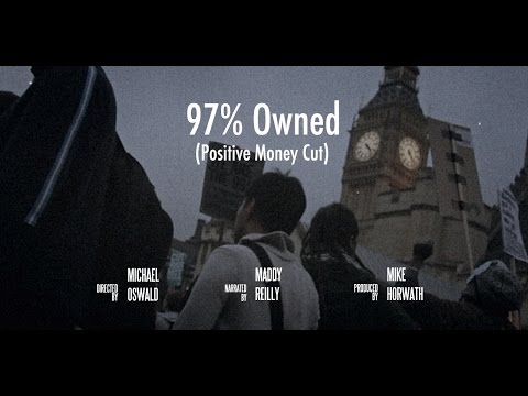 97 - To join the campaign to democratise money see http://www.positivemoney.org.uk/97percent When money drives almost all activity on the planet, it's essential t...