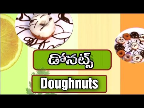 Doughnuts Recipe (Good Friday Special) : Yummy Healthy Kitchen | Express TV