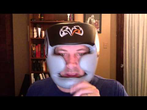Headgear Review Boxing MMA- Rival Full Face