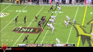 Jaelen Strong vs Wisconsin (2013)