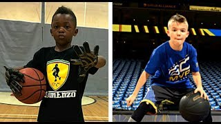 Watch Enzo Lee vs Noah Cutler basketball highlights mixtape 2017. Enzo Lee 7 years old phenom highlights, Noah Cutler ankle breaker, enzo lee basketball game highlights, Noah Cutler mixtape highlights and more.Like, Share, Comment and Subscribe to our channel for more videos!Click to subscribe: http://bit.ly/2jFUtyh