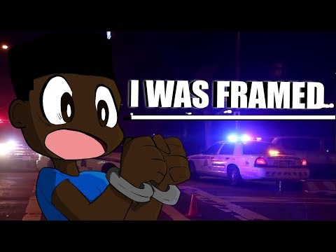 I GOT CAUGHT VANDALIZING A SCHOOL BUS!?!