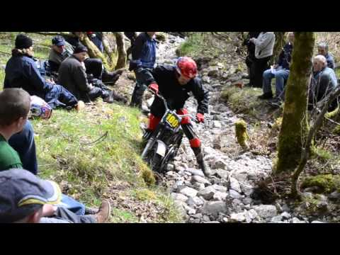 Classic Bikers Club: Pre '65 Scottish 2 Day Trial 2012