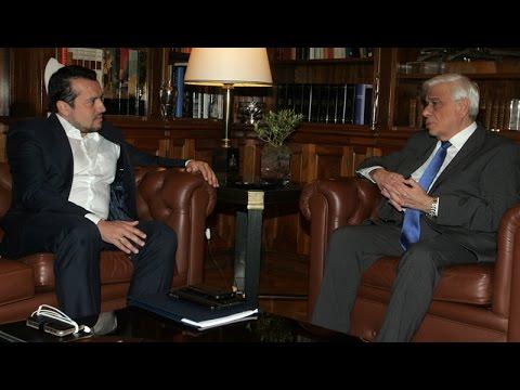 Πρ. Παυλόπουλος: Να αντιμετωπιστεί το φαινόμενο της διαπλοκής