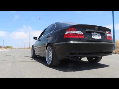 Bmw 323i E46 Exhaust note