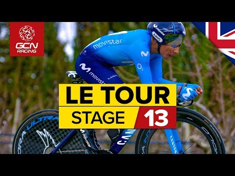 Tour de France 2019 Stage 13 Highlights: Pau Individual Time Trial