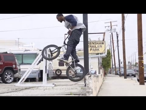 BMX - GABE BROOKS IS SELLING SWAG