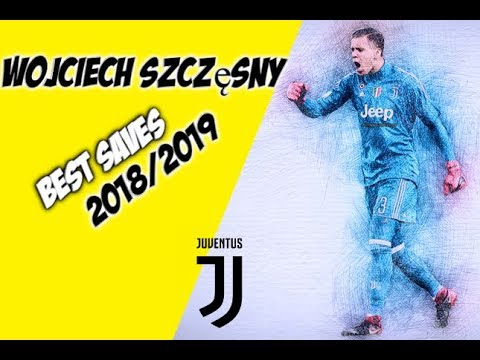 Wojciech Szczęsny 2018/2019 ● Best Saves In Juventus ● Best Goalkeeper HD