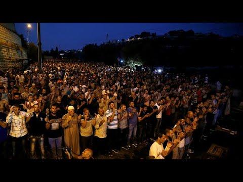 Νύχτα βίας στην Ιερουσαλήμ