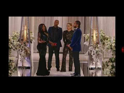 Lil Mo & her husband FINALE ceremony marriage Boot camp