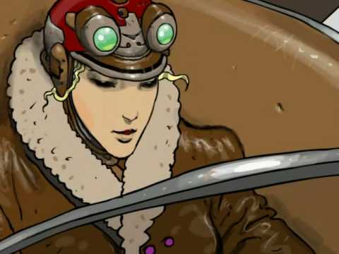 0 Sci Fi Inspiration for Creators: Moebius   Arzak Rhapsody Animated Series