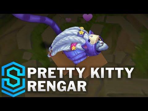 Rengar Hoàng Thượng - Pretty Kitty Rengar